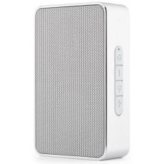 Boxă portabilă Joyroom M6, 3 W, Silver