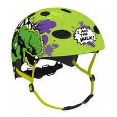 Casca de bicicleta Seven 9064 HULK .54-58 см, Зеленый