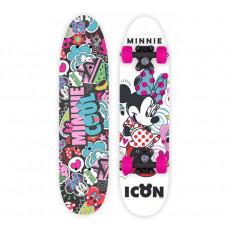 Skateboard Seven 9935 MINNIE Деревянный, Разноцветный