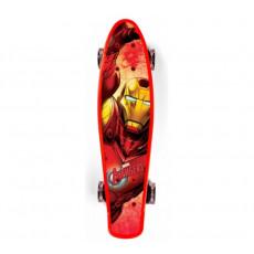 Skateboard Seven 9938 Iron-Man, Красный