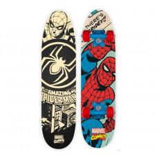 Skateboard Seven 9941 SPIDERMAN Деревянный, Разноцветный