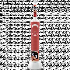 Periuță de dinți electrică Braun Kids Vitality D100 Pixar, Red