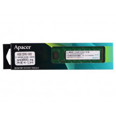 Memorie RAM 4 GB DDR3-1600 MHz Apacer
