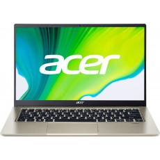 "Laptop 14.0 "" Acer Swift 1 SF114-33-P7NC, Safari Gold (NX.HYNEU.00F)"