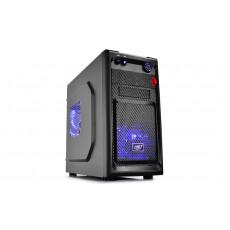 Carcasă Deepcool SMARTER LED, Black (Micro-ATX)