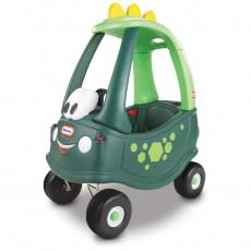 Tolocar Little Tikes 173073E3 Masinuta pentru copii Cozy Coupe Dinozaur, Зеленый