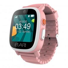 Ceas cu GPS pentru copii Elari FixiTime 3, Pink