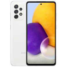 Smartphone Samsung Galaxy A72 (6 GB/128 GB) White