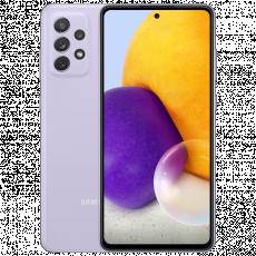 Smartphone Samsung Galaxy A72 (8 GB/256 GB) Lavender Violet