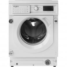 Maşină de spalat Whirlpool BIWMWG81484, White, 8 Kg