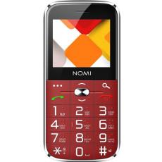 Telefon mobil Nomi i220, Red