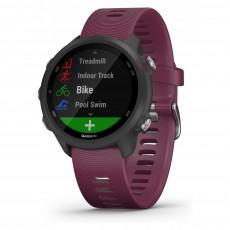 Ceas inteligent Garmin Forerunner 245 (GPS), Merlot