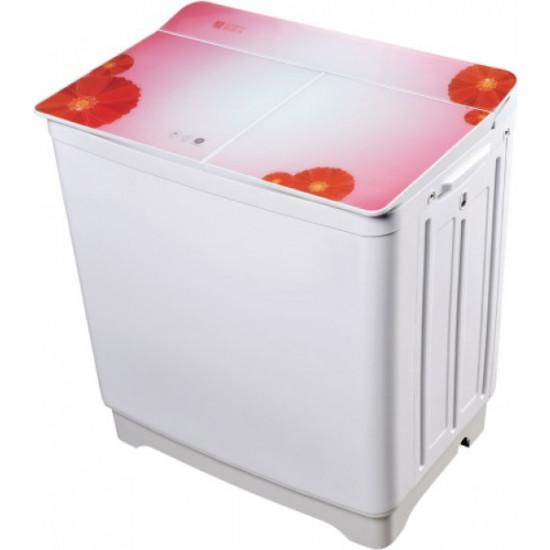 Maşină de spalat Lavatto XPB-92GP, White/Red, 9 Kg