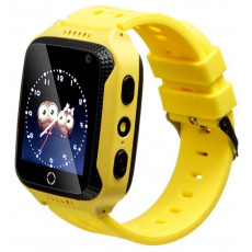 Ceas cu GPS pentru copii Wonlex G100, Yellow