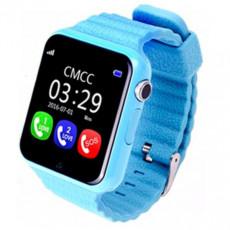 Ceas cu GPS pentru copii Wonlex GW800S, Blue
