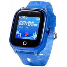 Ceas cu GPS pentru copii Wonlex KT01, Blue