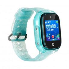 Ceas cu GPS pentru copii Wonlex KT01, Green