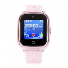 Ceas cu GPS pentru copii Wonlex KT01, Pink