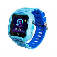 Ceas cu GPS pentru copii Wonlex KT03, Blue