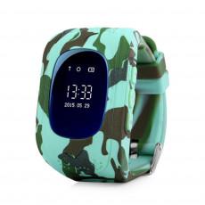 Ceas cu GPS pentru copii Wonlex Q50, Camo