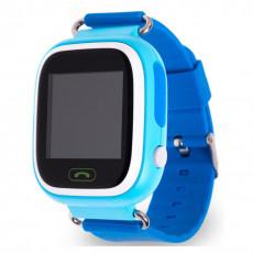 Ceas cu GPS pentru copii Wonlex Q80, Blue