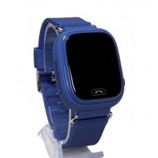 Ceas cu GPS pentru copii Wonlex Q80, Dark blue