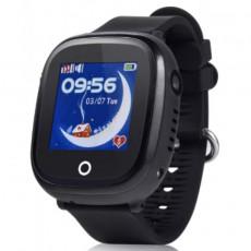 Ceas cu GPS pentru copii Wonlex W15, Black