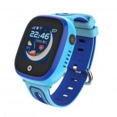 Ceas cu GPS pentru copii Wonlex W15, Blue
