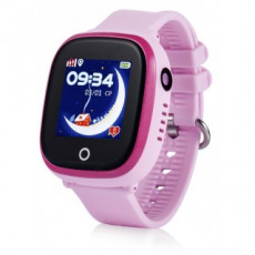 Ceas cu GPS pentru copii Wonlex W15, Pink