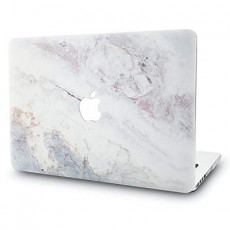 "Husă pentru laptop 13 "" HMT-HSMBP13-MG, Marble Grey"
