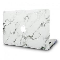"""Husă pentru laptop 15 """" HMT-HSMBP15-MS, Marble Silver"""