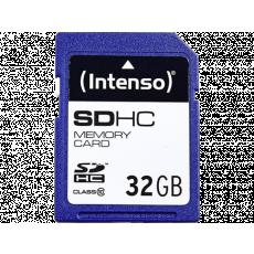 Сard de memorie SD 32 GB Intenso 4034303016631 (4034303016631/32GB)