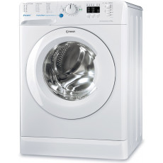 Maşină de spalat Indesit BWSA 61253 W, White, 6 Kg
