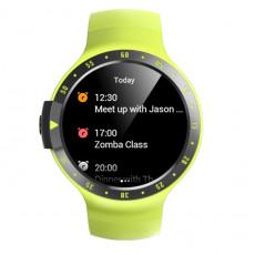 Ceas inteligent Mobvoi Ticwatch S (GPS), Yellow