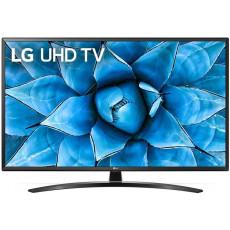 """Televizor LED 49 """" LG 49UN74006LAI, Black"""