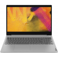 "Laptop 15.6 "" Lenovo IdeaPad L3 15IML05, Gray"