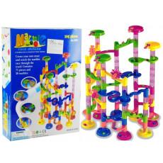 Leantoys 1046  Set constructor Labirint cu bilute 105 elemente
