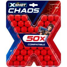 Zuru X-Shot 36327Z Set rezerve bile Chaos 50buc.