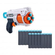 Zuru X-Shot 36377Z Blaster cu tragere rapidă Excel Fury 4