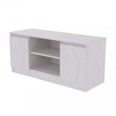 Comoda TV SV - Мебель Бриз 1 (120 cm), Ясень Анкор светлый