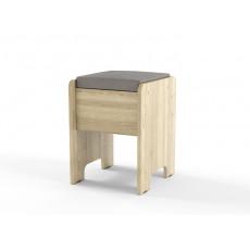 Puf SV - Мебель ЛАГУНА 2, Дуб сонома / Сосна джексон