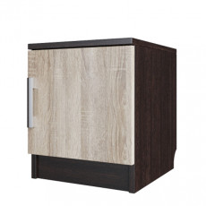 Noptieră SV - Мебель ЭДЕМ 5 (35 cm), Дуб венге / Дуб сонома