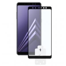 Sticlă protecție Samsung Galaxy A8 2018, KSIX Extreme, Black