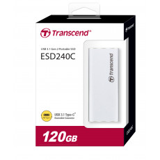 Solid State Drive (SSD) 120 Gb Transcend  (ESD240C)