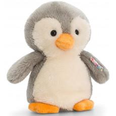 Keel Toys SF0319 Jucarie de plus Pippins Pinguin, 14cm