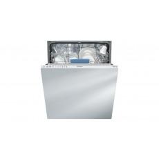 Maşina de spalat vase Indesit DIF 16T1 A, White