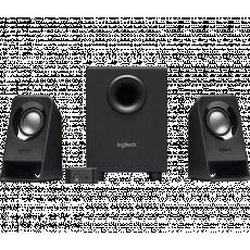 Sistem audio 2.1 Logitech Z213 LO 980-000942, 7 W, Black