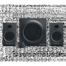 Sistem audio 2.1 Logitech Z333 LO 980-001202, 40 W, Black