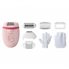 Epilator Philips BRE285/00, Pink