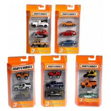 Mattel Matchbox C3713 Set de joacă Mașinuțe Echipa rutieră